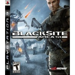 BlackSite: Area 51 (PlayStation 3, 2007)