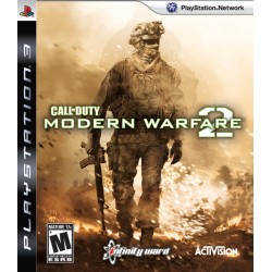 Call of Duty: Modern Warfare 2 (Sony PlayStation 3, 2009)