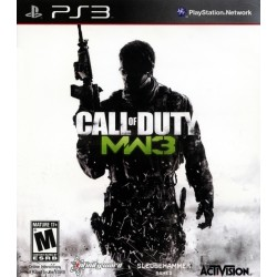 Call Of Duty Modern Warfare 3 (Sony Playstation 3, 2011)