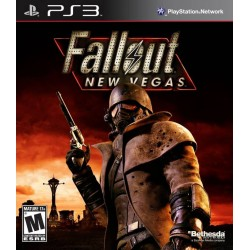 Fallout New Vegas (Sony PlayStation 3, 2010)