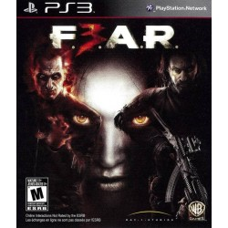 FEAR 3 (Sony Playstation 3, 2011)