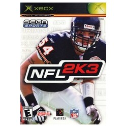 NFL 2K3 (Xbox, 2002)