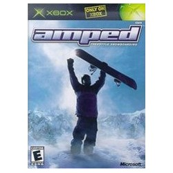 Amped: Freestyle Snowboarding (Xbox, 2001)