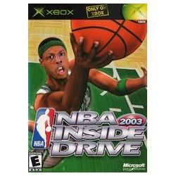 NBA Inside Drive 2003 (Xbox, 2002)