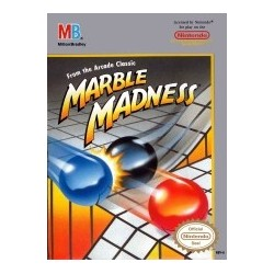 Marble Madness (Nintendo, 1989)