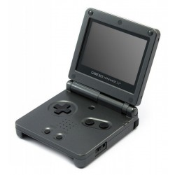 Game Boy Advance SP AGS-001 Black