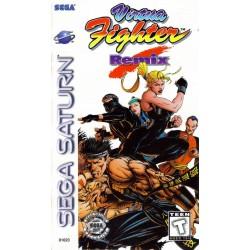 Virtua Fighter Remix (Sega Saturn, 1995)