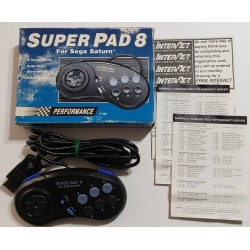 Super Pad 8 Turbo Controller