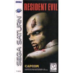 Resident Evil (Sega Saturn, 1997)