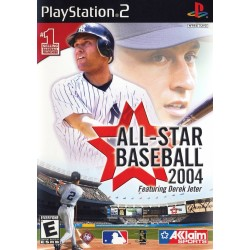 All-Star Baseball 2004 (Sony PlayStation 2, 2003)