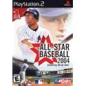 All-Star Baseball 2004 (Sony PlayStation 2, 2003)