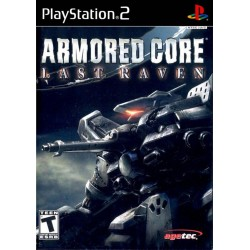Armored Core Last Raven (Sony PlayStation 2, 2006)