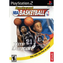 Backyard Basketball (Sony PlayStation 2, 2003)