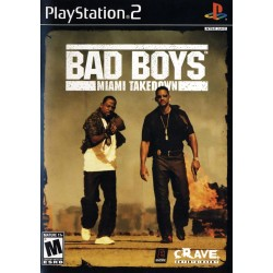 Bad Boys Miami Takedown (Sony PlayStation 2, 2004)