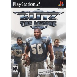 Blitz The League (Sony PlayStation 2, 2005)
