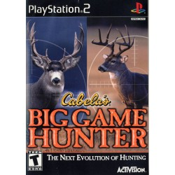 Cabela's Big Game Hunter (Sony PlayStation 2, 2002)