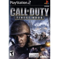 Call of Duty Finest Hour (Sony PlayStation 2, 2004)