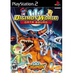 Digimon World Data Squad (Sony PlayStation 2, 2007)