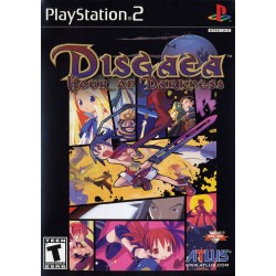 Disgaea Hour of Darkness (Sony PlayStation 2, 2003)