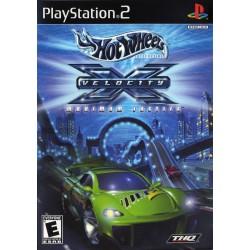 Hot Wheels: Velocity X - Maximum Justice (Sony PlayStation 2, 2002)