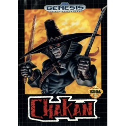 Chakan The Forever Man (Sega Genesis, 1992)