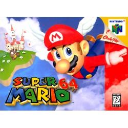 Super Mario 64 (Nintendo 64, 1996)