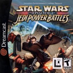 Star Wars Episode I Jedi Power Battles (Sega Dreamcast, 2000)