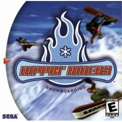 Rippin Riders Snowboarding (Sega Dreamcast, 1999)