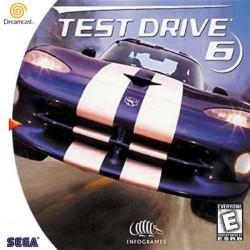 Test Drive 6 (Sega Dreamcast, 1999)