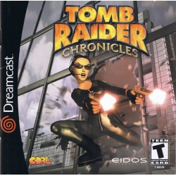 Tomb Raider Chronicles (Sega Dreamcast, 2000)