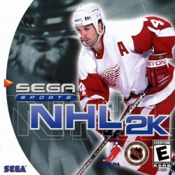 NHL 2K (Sega Dreamcast, 2000)