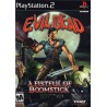 Evil Dead A Fistful of Boomstick (Sony PlayStation 2, 2003)