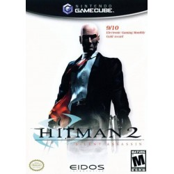 Hitman 2 Silent Assassin Nintendo Gamecube