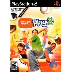 EyeToy Play 2 (Sony PlayStation 2, 2005)
