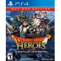 Dragon Quest Heroes (Sony Playstation 4, 2015)