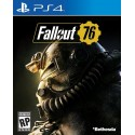 Fallout 76 (Sony PlayStation 4, 2018)