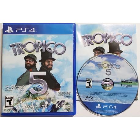 Tropico 5 (Sony PlayStation 4, 2015)