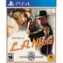 L A Noire (Sony PlayStation 4, 2017)