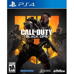 Call of Duty Black Ops 4 (Sony PlayStation 4, 2018)