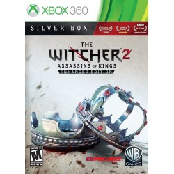 WITCHER 2: ASSASSINS of KINGS--ENHANCED (SILVER) EDITION (XBOX 360, 2012)