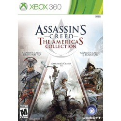 Assassins Creed The Americas Collection (Microsoft Xbox 360, 2014)