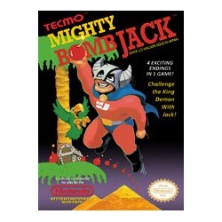 Mighty Bomb Jack (Nintendo, 1987)