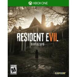 Resident Evil 7 Biohazard (Microsoft Xbox One, 2017)