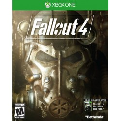 Fallout 4 (Microsoft Xbox One, 2015)