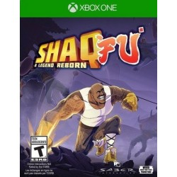 Shaq Fu A Legend Reborn (Microsoft Xbox One, 2018)