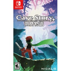 Cave Story+ (Nintendo Switch, 2017)