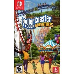 Roller Coaster Tycoon Adventures (Nintendo Switch, 2017)
