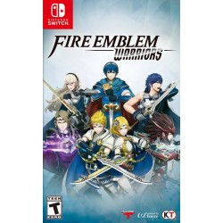 Fire Emblem Warriors (Nintendo Switch, 2018)