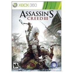 Assassin's Creed 3 (Microsoft Xbox 360, 2012)