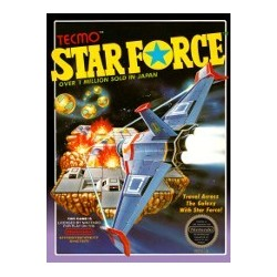 Star Force (NES, 1987)